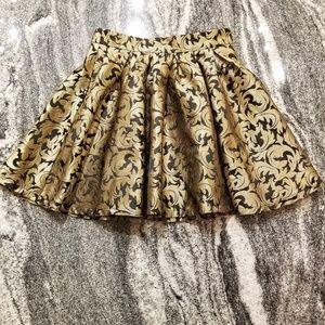 Ahhhmazing Buffalo Mini Skirt